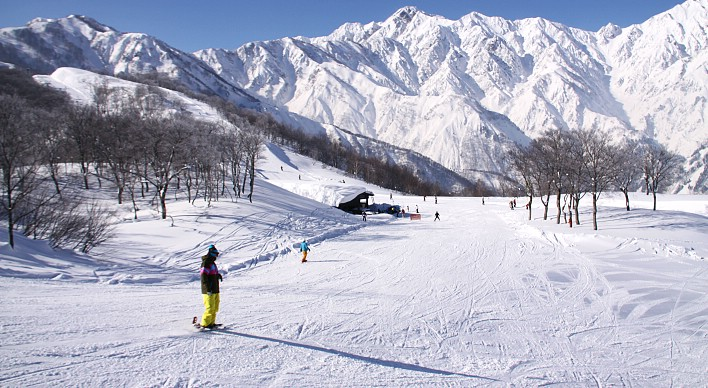 Skiën in Japan