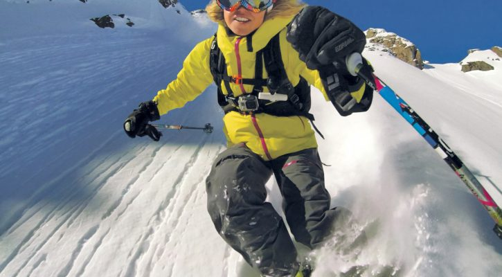 GoPro skifoto's