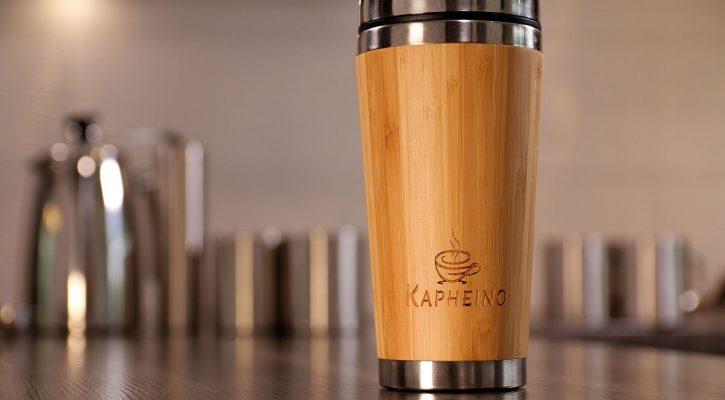 Koffie uitrusting reizen
