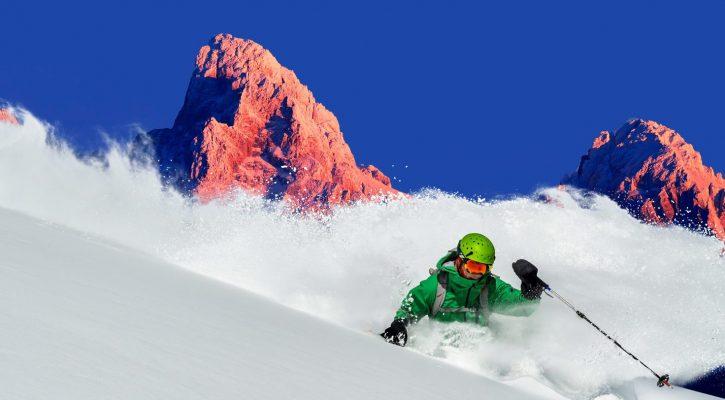 Ski voorbereiding